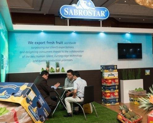 Sabrostar Fruit Company > XII Foro Internacional