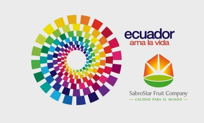 Sabrostar Fruit Company desea comunicar su afiliacion con Ecuador Ama la Vida. Creemos que es importante nuestra participacion. Este es Ecuador, donde la calidad humana es lo primero. Conoce nuestros productos extraordinarios, nuestra gente trabajadora que deja huella. Es un país de oportunidades, hermoso y único.
